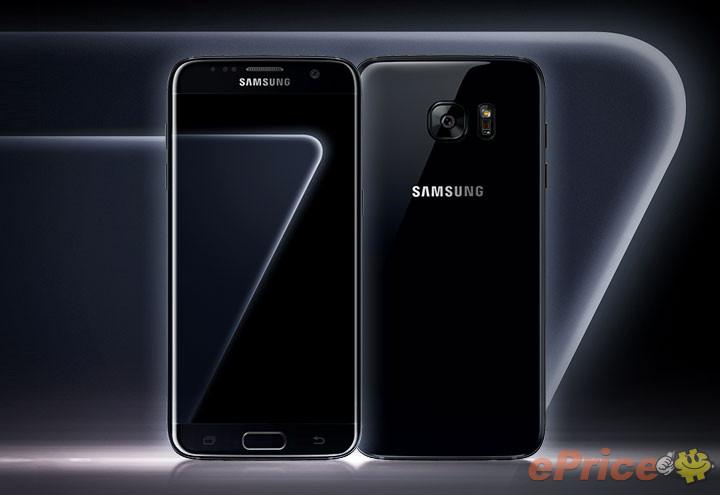 S7 Edge 亮黑 128GB 款式發表,將於特定市場推出