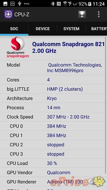 HTC U Ultra 外觀、性能、電池、喇叭、相機深入測試