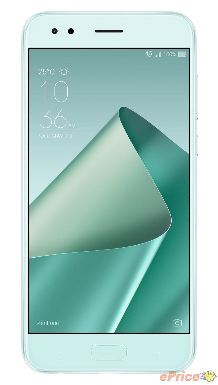 大玩雙鏡頭 華碩發表 ZenFone 4 系列機種