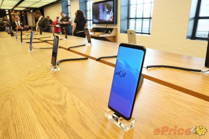 全球只有這一間!紐約 Samsung 837 體驗店巡禮