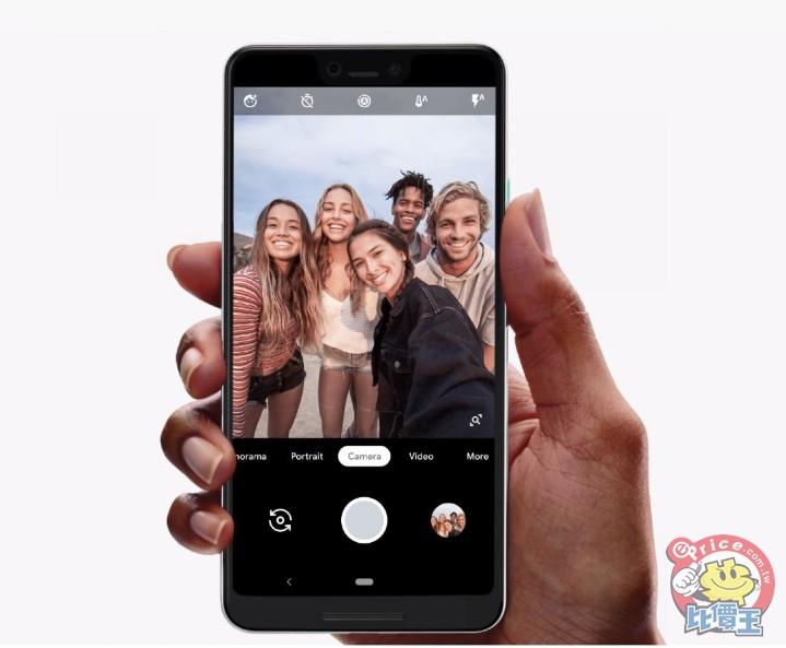 更進化的拍照機能,Google Pixel 3、Pixel 3 XL 正式發表