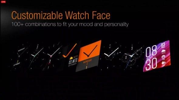 華碩 ZenWatch:金屬質感、199 歐元
