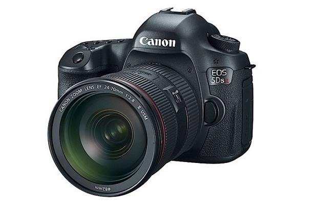 Canon 5Ds 發表:50MP、61 點對焦系統