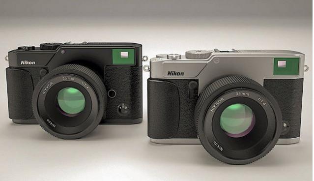 小巧機身、F 接環,Nikon 將推全幅無反相機?