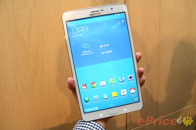 Samsung Galaxy Tab Pro 8.4、Tab Pro 10.1 實機試玩 - 23