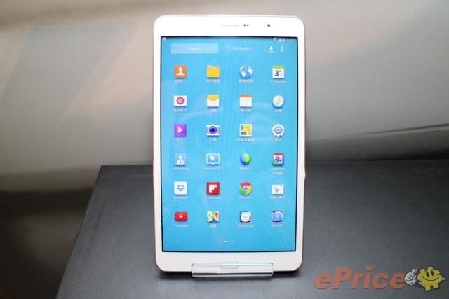 Samsung Galaxy Tab Pro 8.4、Tab Pro 10.1 實機試玩 - 24