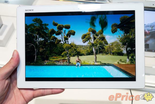 Sony Xperia Z4 Tablet 大解構!7 大特色功能你要知