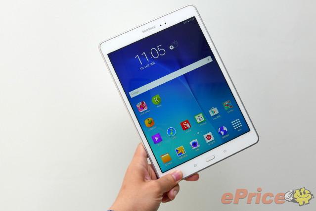 Samsung Galaxy Tab A 8、9.7 實機試玩!