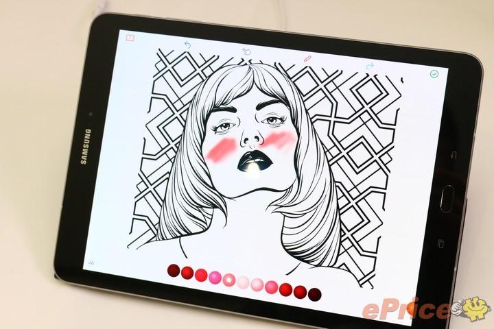 雙鏡面超薄平板!三星 Galaxy Tab S3 動手玩