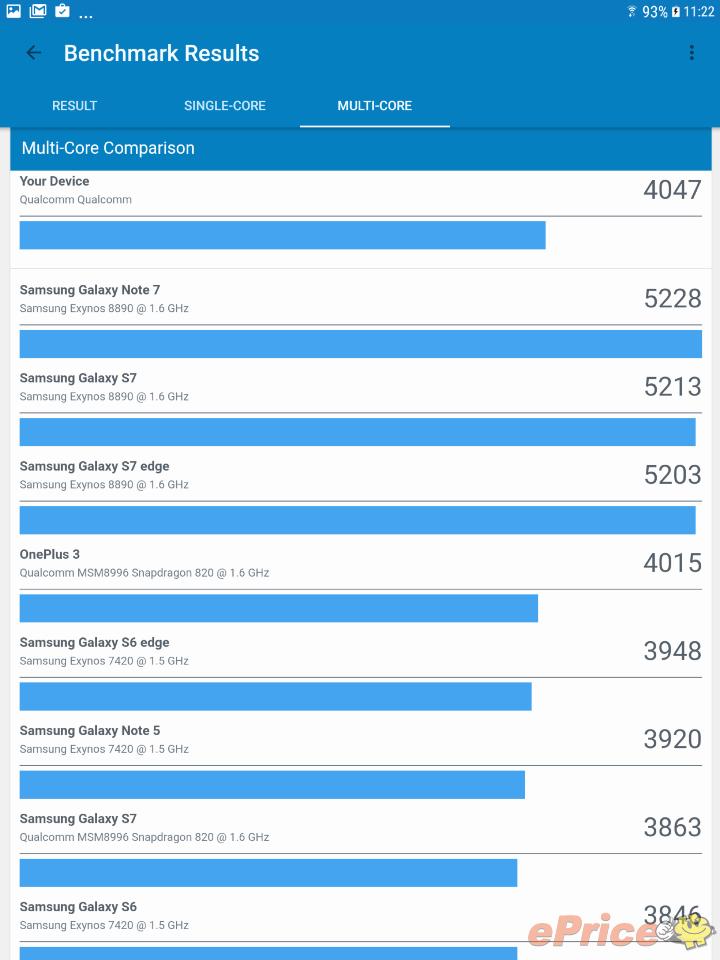 支援 S Pen:三星 Galaxy Tab S3 旗艦平板試玩